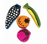 HAPPYPET NIBBLERS FRUIT 8.5cm 4pc