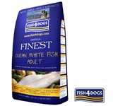 FISH4DOGS FINEST FISH COMPLETE 12KG LARGE BITE