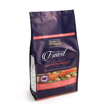 FISH4DOGS SALMON ADULT 6Kg NORMAL KIBBLE
