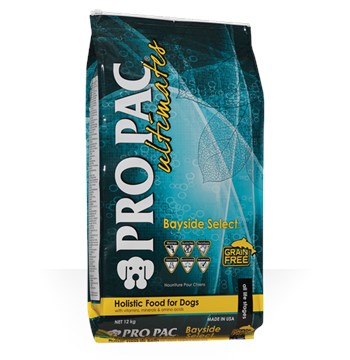 PRO PAC ULTIMATES BAYSIDE SELECT 12kg GRAIN FREE