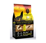 AMBROSIA GRAIN FREE ADULT MINI FRESH TURKEY & SALMON 2Kg
