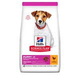 HILL'S PUPPY SMALL&MINI CHICKEN 3KG