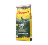 JOSERA JUNIOR YOUNG STAR 15KG+ΚΟΥΒΑΣ ΔΩΡΟ