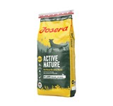JOSERA ADULT ACTIVE NATURE 15KG+ΚΟΥΒΑΣ ΔΩΡΟ