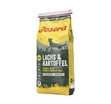 JOSERA ADULT SALMON & POTATO 15KG+ΚΟΥΒΑΣ ΔΩΡΟ