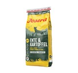 JOSERA ADULT DUCK & POTATO 15KG+ΚΟΥΒΑΣ ΔΩΡΟ