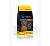 EQUILIBRIO DOG ADULT LARGE BREED 12+2KG