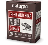NATUREA FRESH WILD BOAR 12 X 375gr