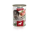 BEWI DOG MEAT SELECTION ΠΑΤΕ ΕΛΑΦΙ 6Χ400GR