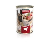 BEWI DOG MEAT SELECTION ΠΑΤΕ ΑΡΝΙ 6Χ400GR