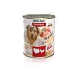 BEWI DOG MEAT SELECTION ΠΑΤΕ ΠΟΥΛΕΡΙΚΑ 6Χ800GR