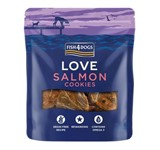 FISH4DOGS SALMON COOKIES TREATS 100gr
