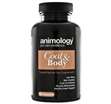 ANIMOLOGY COAT & BODY SUPPLEMENT 60CAPS.