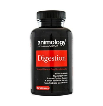 ANIMOLOGY DIGESTION SUPPLEMENT 60CAPS.