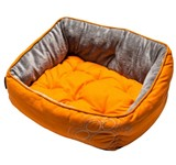 ΚΡΕΒΑΤΙ ROGZ LUNA 48*35*13.5 ORANGE PAW