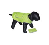 NOBBY DOG COAT BANAT GREEN 26CM ,,