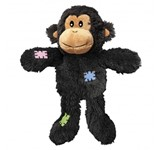 EUROPET DOG TOY KNOT NUTS MONKEY WITH ROPE