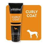 ANIMOLOGY CURLY COAT VEGAN DOG SHAMPOO 250ML ..