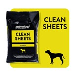 ANIMOLOGY CLEAN SHEETS TUB VEGAN-80 WET WIPES ..