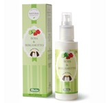 DERMA PET ΑΡΩΜΑ NATURAL ROSE & BERGAMOT 100ml