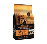 AMBROSIA GRAIN FREE CAT ADULT&STERILIZED 6KG