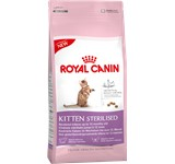 ROYAL CANIN KITTEN STERILISED 4KG