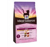 HILL'S IB CAT ADULT CHICKEN & BROWN RICE 2KG