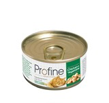 PROFINE ΚΟΝΣ. CHICKEN & VEGETABLES 24X70gr