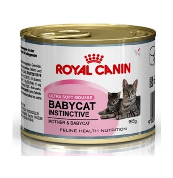ROYAL CANIN BABYCAT INSTICT 12X195GR