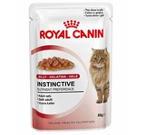 ROYAL CANIN INSTINCTIVE 12X85GR JELLY