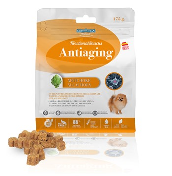 FUNCTIONAL DOG SNACKS ANTIAGING 175G
