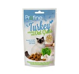 PROFINE CAT SOFT TREAT 50GR TURKEY & OAT GRASS ..