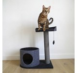 ROSEWOOD ΟΝΥΧΟΔΡΟΜΙΟ FELT CAT HOUSE AND PERCH 40148