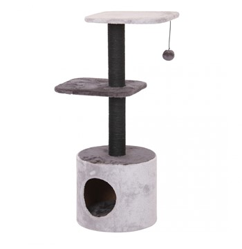 EUROPET ΟΝΥΧΟΔΡΟΜΙΟ TREND BIRCH GREY 36x36x93cm