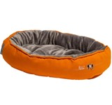 ΚΡΕΒΑΤΙ ΓΑΤΑΣ ROGZ SNUG 40x32x8 ORANGE BIRDS
