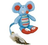 NOBBY MOUSE BLUE
