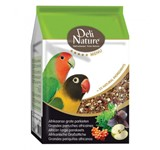 DELI NATURE 5* AFRICAN PARAKEETS 800GR