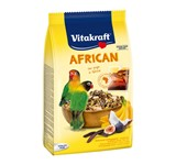 VITAKRAFT MENU AFRICAN HIGH PREMIUM ΜΕΣ.ΠΑΠΑΓΑΛΟΙ FOOD 750GR