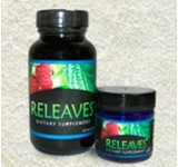 HEALX RELEAVES 30ML