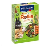 VITAKRAFT ROLLIS PARTY ΜΠΟΥΚΙΤΣΕΣ 500GR