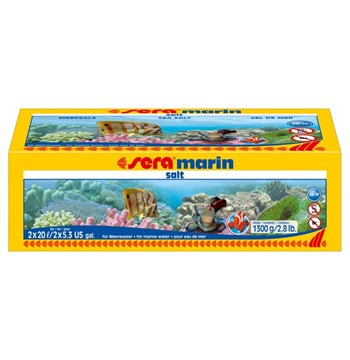 SERA MARIN BASIC SALT 1300GR